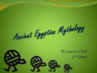 Ancient Egyptian Mythology
