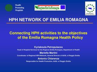 HPH NETWORK OF EMILIA ROMAGNA