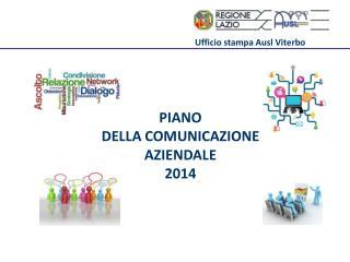 Ufficio stampa Ausl Viterbo