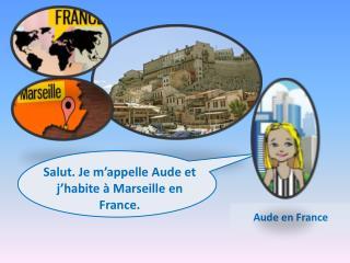 Aude en France