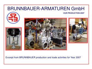 BRUNNBAUER-ARMATUREN GmbH