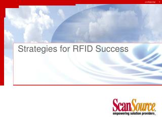 Strategies for RFID Success