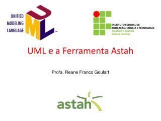 UML e a Ferramenta Astah