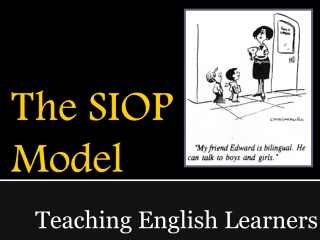 SIOP Component 5: Interaction