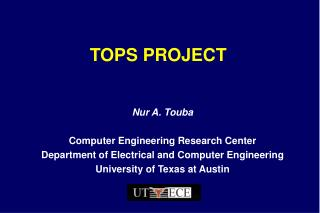 TOPS PROJECT