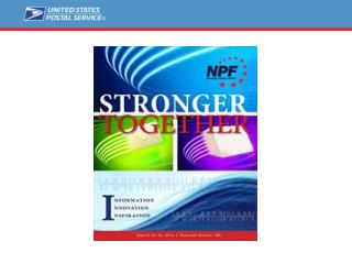 National Postal Forum 2014