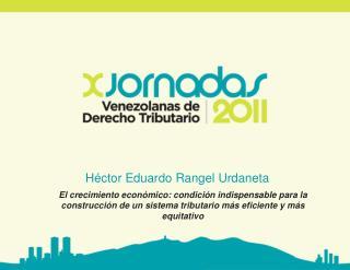 Héctor Eduardo Rangel Urdaneta