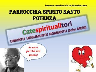 Parrocchia Spirito Santo Potenza