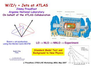 LO  ->  NLO  ->  NNLO  ->  Experiment
