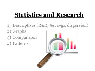 Statistics and Research