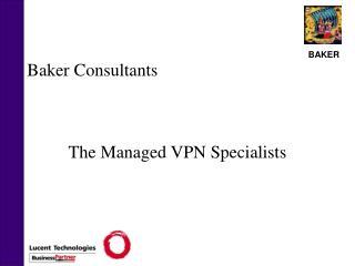 Baker Consultants