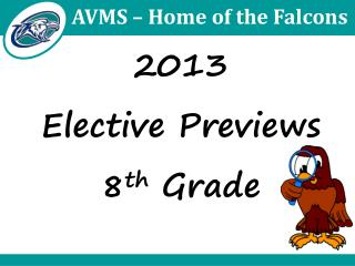 AVMS – Home of the Falcons