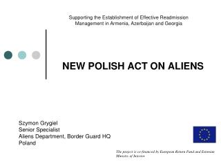 NEW POLISH ACT ON ALIENS