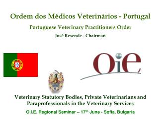 Portuguese History of Veterinary Medicine