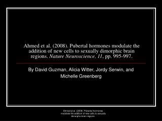By David Guzman, Alicia Witter, Jordy Serwin, and Michelle Greenberg