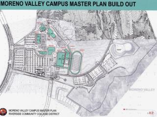 MORENO VALLEY CAMPUS BUILDING PROJECTS Option 1
