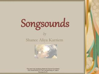 Songsounds