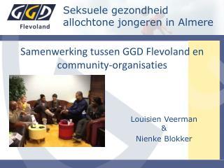 Samenwerking tussen GGD Flevoland en community-organisaties