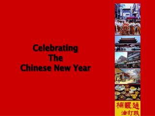 Celebrating The Chinese New Year