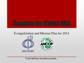 Couples for Christ USA