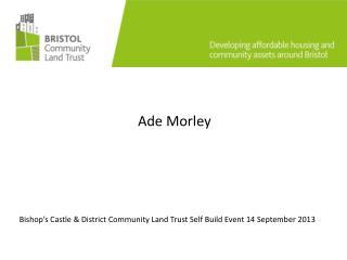 Ade Morley