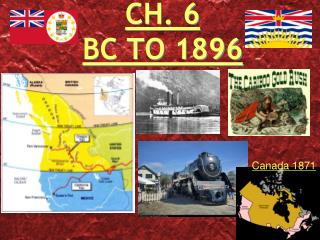 CH. 6 BC TO 1896