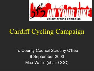 Cardiff Cycling Campaign