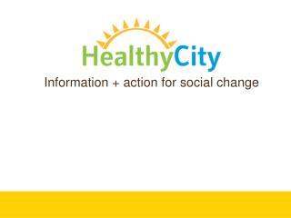 Healthy City Training in E. Salinas BHC