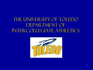the university of toledo department of intercollegiate athletics