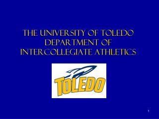the university of toledo department of intercollegiate athletics