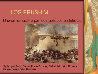 LOS PRUSHIM