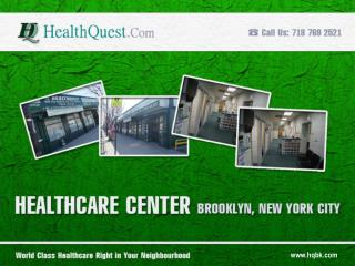 Healthcare Center New York City