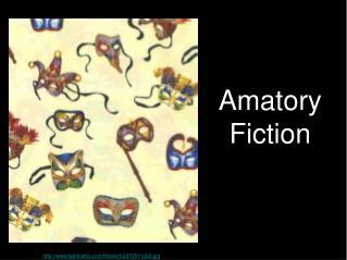 Amatory Fiction