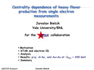 Centrality dependence of heavy flavor production from single electron measurements