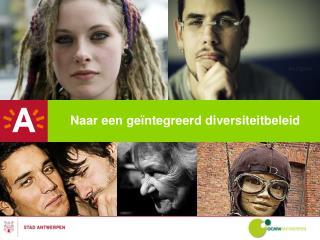 Naar een geïntegreerd diversiteitbeleid