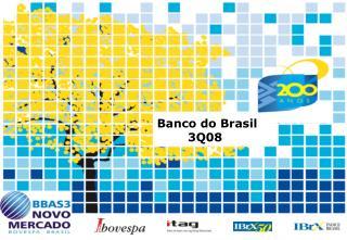 Banco do Brasil 3Q08