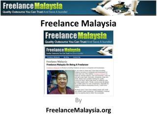 Freelance Malaysia