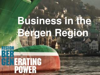 Business in the  Bergen Region