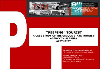 Albergo diffuso. Developing   tourism through innovation and tradition.  The case of  Albania
