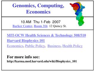 MIT-OCW Health Sciences  Technology 508