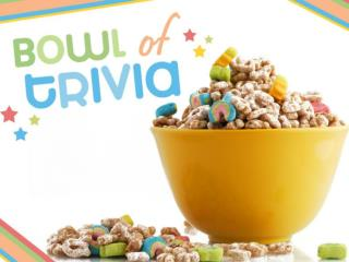 It ' s crunch time!  Select the correct answer to the cereal-related questions.
