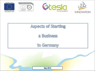 Aspects of Starting a Business in Germany