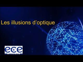 Les illusions d'optique