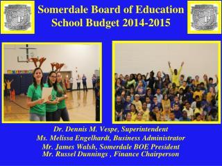 Somerdale Board of Education School Budget 2014-2015