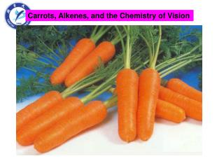 Carrots, Alkenes, and the Chemistry of Vision