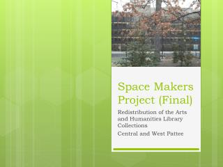 Space Makers Project (Final)