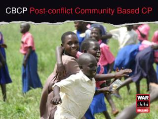 CBCP Post-conflict Community Based CP