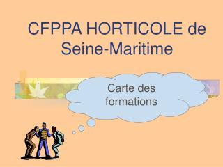 CFPPA HORTICOLE de Seine-Maritime