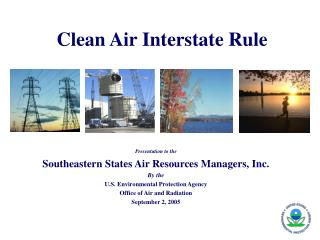 Clean Air Interstate Rule
