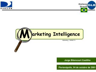 M  arketing Intelligence